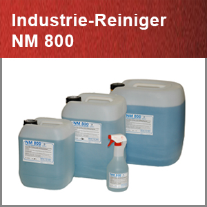 Industriereiniger NM800